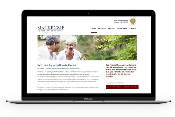 Mackenzie Financial Planning