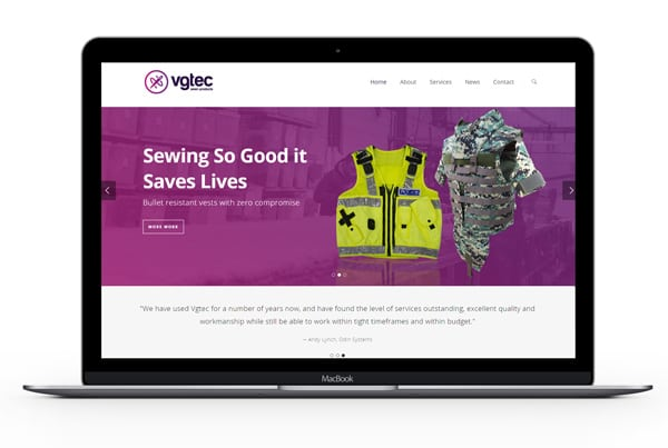 Vgtec Sewn Products