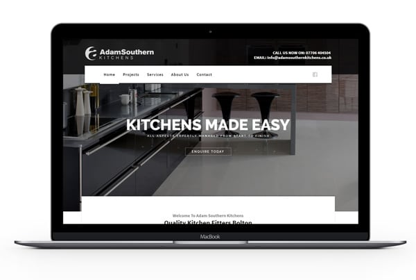 Adam Southern Kitchens