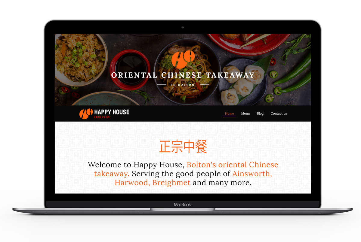 Happy House Chinese