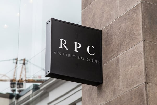 RPC Architectural Design branding