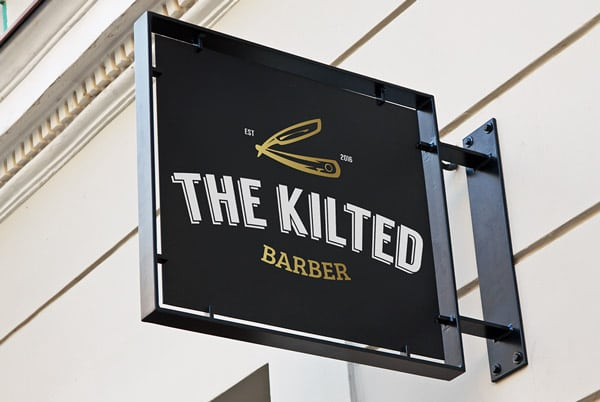 The Kilted Barber